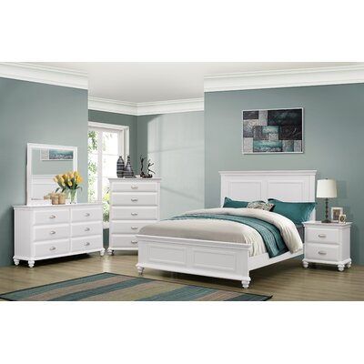 Corinth Panel Customizable Bedroom Set by Simmons Casegoods