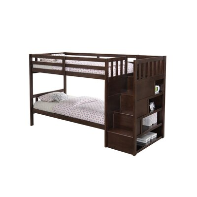 Mission Hills Staircase Bunk Bed