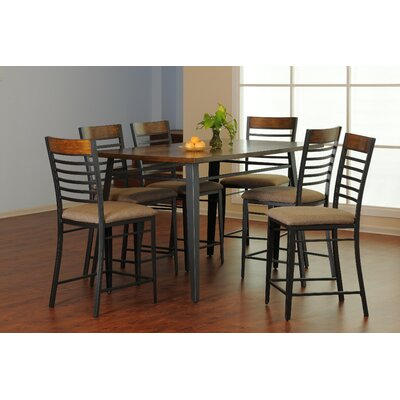 Fountain 7 Piece Dining Set
