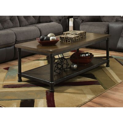 Elliott Rectangular Coffee Table by Simmons Casegoods