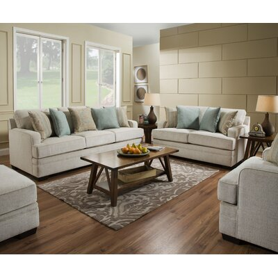 Hattiesburg Configurable Living Room Set by Simmons Upholstery