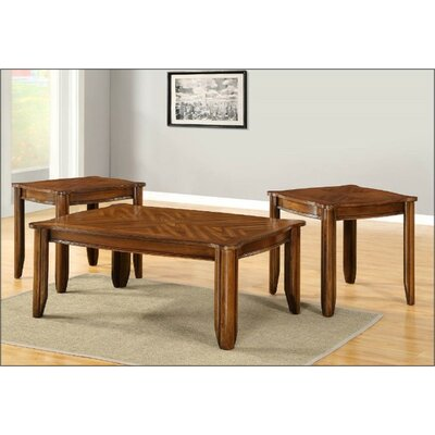 Burleson 2 Piece Coffee Table Set