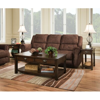 Burley 2 Piece Coffee Table Set