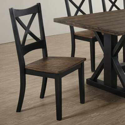 Landrum Solid Wood Dining Chair by Simmons Casegoods