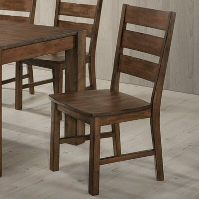Scriba Solid Wood Dining Chair by Simmons Casegoods
