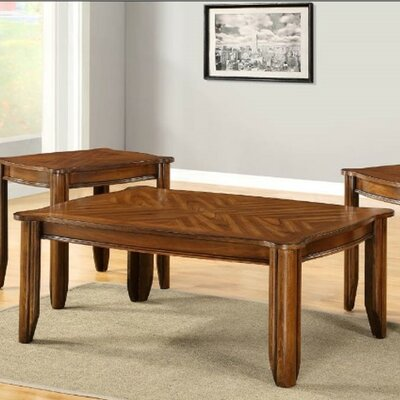 Burleson Rectangular Coffee Table by Simmons Casegoods