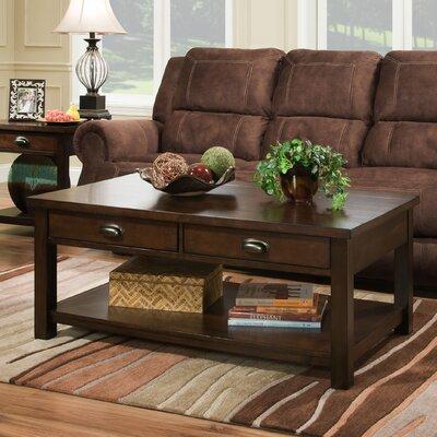 Burley Rectangular Coffee Table by Simmons Casegoods