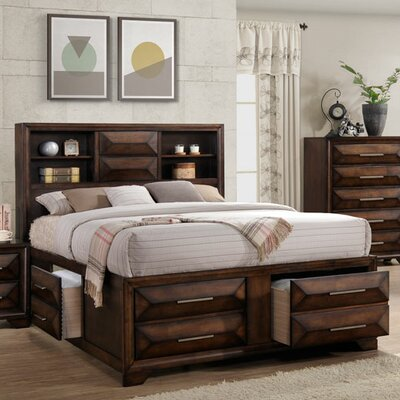 Pennington Bed Slat by Simmons Casegoods Size: Queen