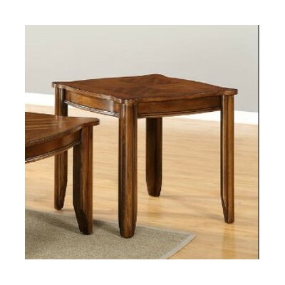 Burleson End Table by Simmons Casegoods