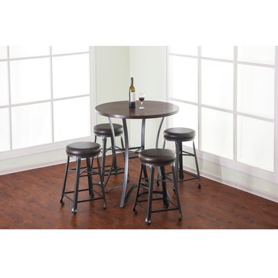 Sitz 5 Piece Dining Set by Simmons Casegoods