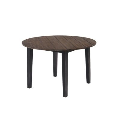 Altamirano Dining Table Base Color: Black