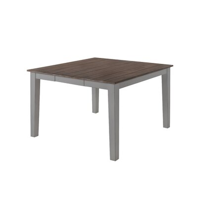 Altamirano Counter Height Dining Table Color: Gray