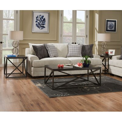 LaGuardia 3 Piece Coffee Table Set