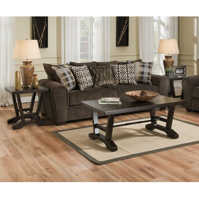 Stefanski 3 Piece Coffee Table Set by Simmons Casegoods