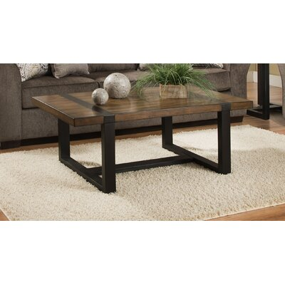Krick Rectangular Coffee Table