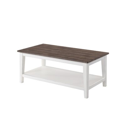 Alter Rectangular Coffee Table