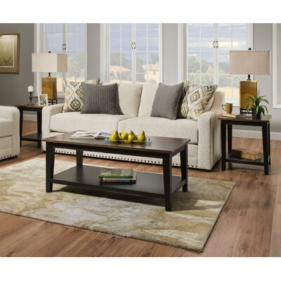 Morel 2 Piece Coffee Table Set
