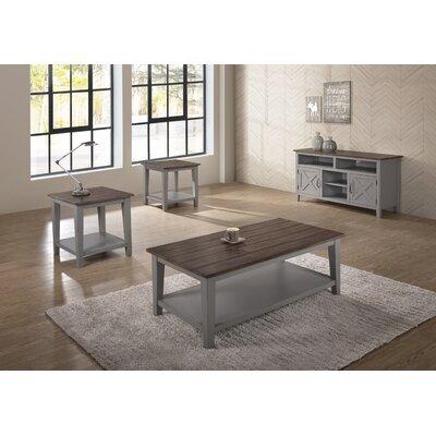 Drewery 2 Piece Coffee Table Set