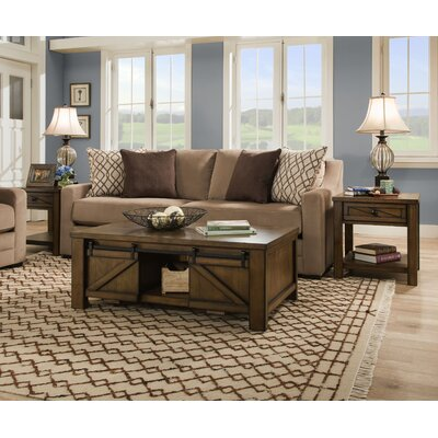 Dorcey 3 Piece CoffeeTable Set by Simmons Casegoods