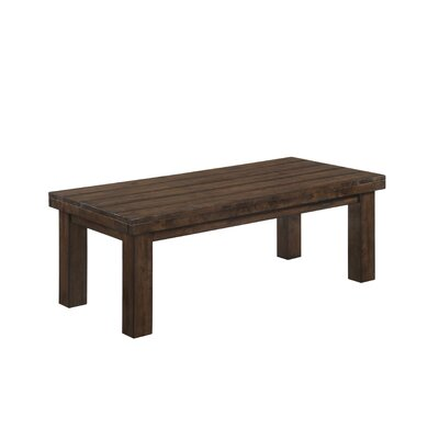 Moravian Rectangular Coffee Table by Simmons Casegoods