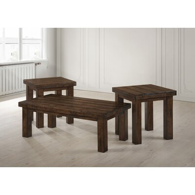 Moravian 2 Piece Coffee Table Set by Simmons Casegoods