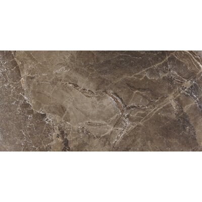 Canyon 12 x 24 Porcelain Field Tile in Noce