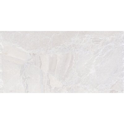 Canyon 12 x 24 Porcelain Field Tile in White