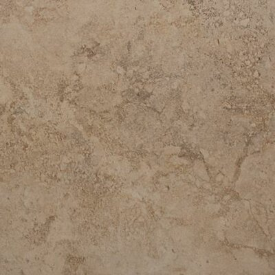 Castello 13 x 13 Procelain Field Tile in Beige