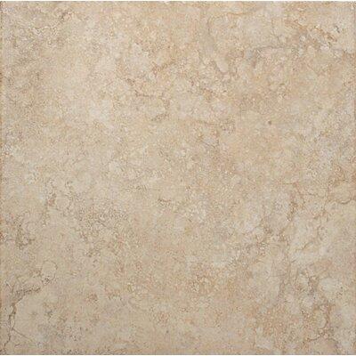 Castello 13 x 13 Procelain Field Tile in Bianco