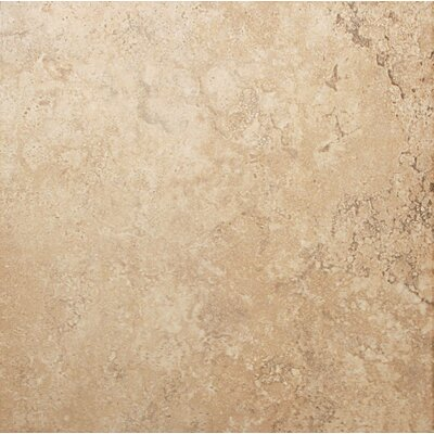 Castello 20 x 20 Procelain Field Tile in Dorado