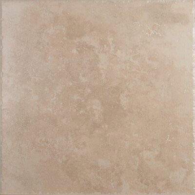 Como 20 x 3 Bullnose Tile Trim in Beige