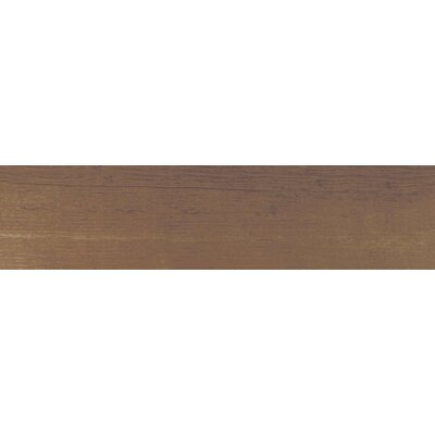 Essenze 6 x 24 Porcelain Wood Look/Field Tile in Chestnut