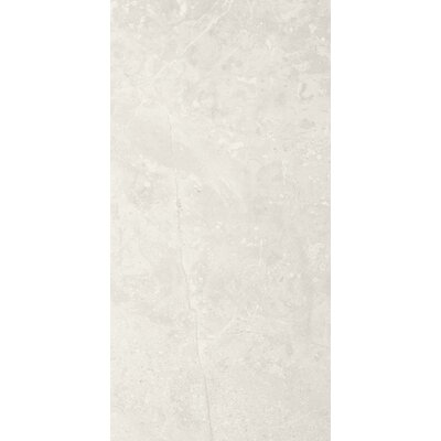 Blast 12 x 24 Porcelain Field Tile in Bianco