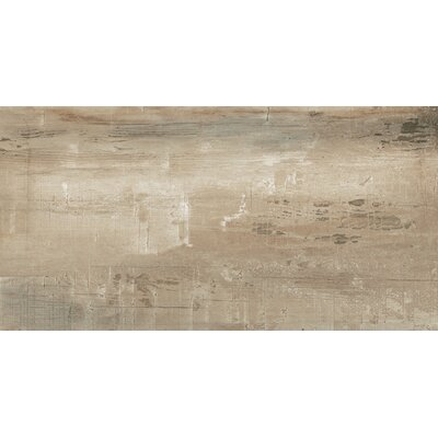 Flash 12 x 24 Porcelain Wood Look/Field Tile in Taupe
