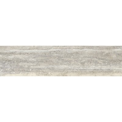 Vstone 9 x 38 Porcelain Field Tile in Nut Matte