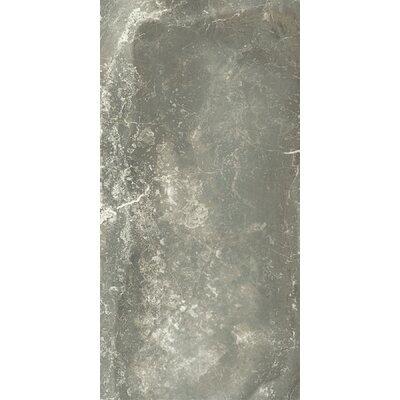 Anthology 12 x 24 Porcelain Field Tile in Antracite