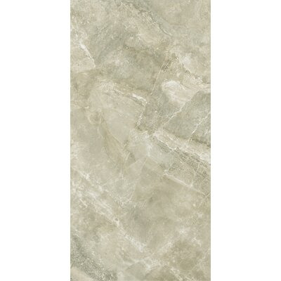Anthology 18 x 36 Porcelain Field Tile in Walnut
