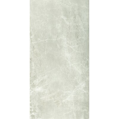 Anthology 12 x 24 Porcelain Field Tile in Ice