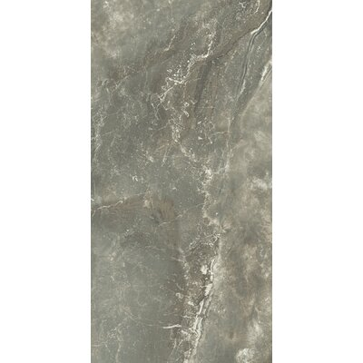 Anthology 18 x 36 Porcelain Field Tile in Antracite