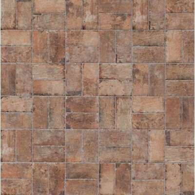 Chicago Brick 16 x 3 Bullnose Tile Trim in Old Chicago