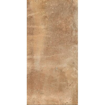 Argile 12 x 24 Porcelain Field Tile in Terra Cotta