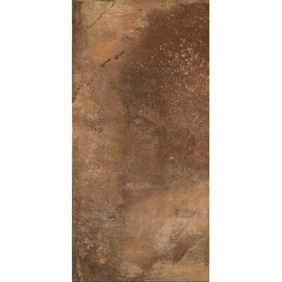 Argile 12 x 24 Porcelain Field Tile in Matte Brown