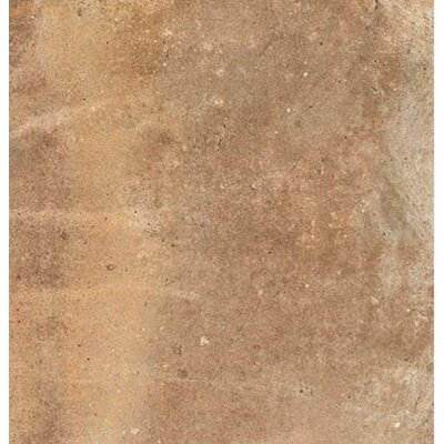 Argile 12 x 12 Porcelain Field Tile in Matte Brown