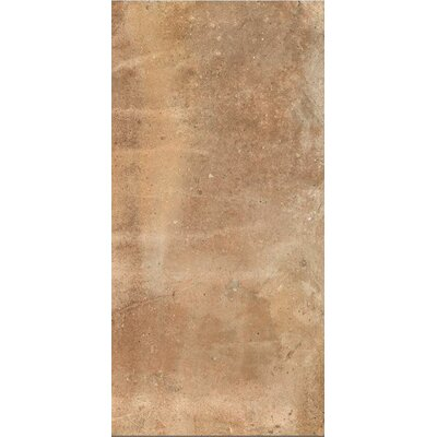 Argile 6 x 12 Porcelain Field Tile in Matte Brown