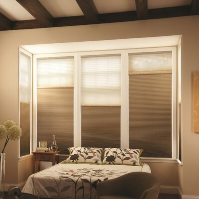 Elegant Neutrals Double Cell Cellular Shade
