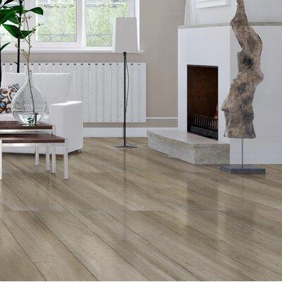 High Sierra 9 x 35 Porcelain Wood look Tile in Beige