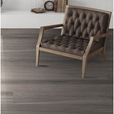 High Sierra 9 x 35 Porcelain Wood look Tile in Taupe