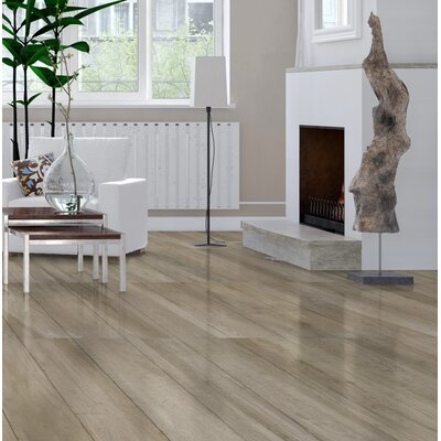 High Sierra 9 x 48 Porcelain Wood look Tile in Beige