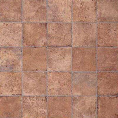 Chicago Brick 8 x 8 Porcelain Field Tile in Dark Brown