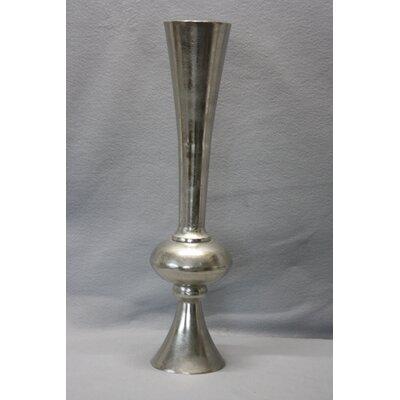 Guzik Decorative Metal Floor Vase